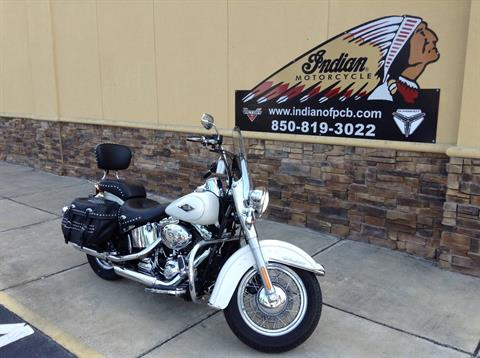 2014 Harley-Davidson Heritage Softail in Panama City Beach, Florida