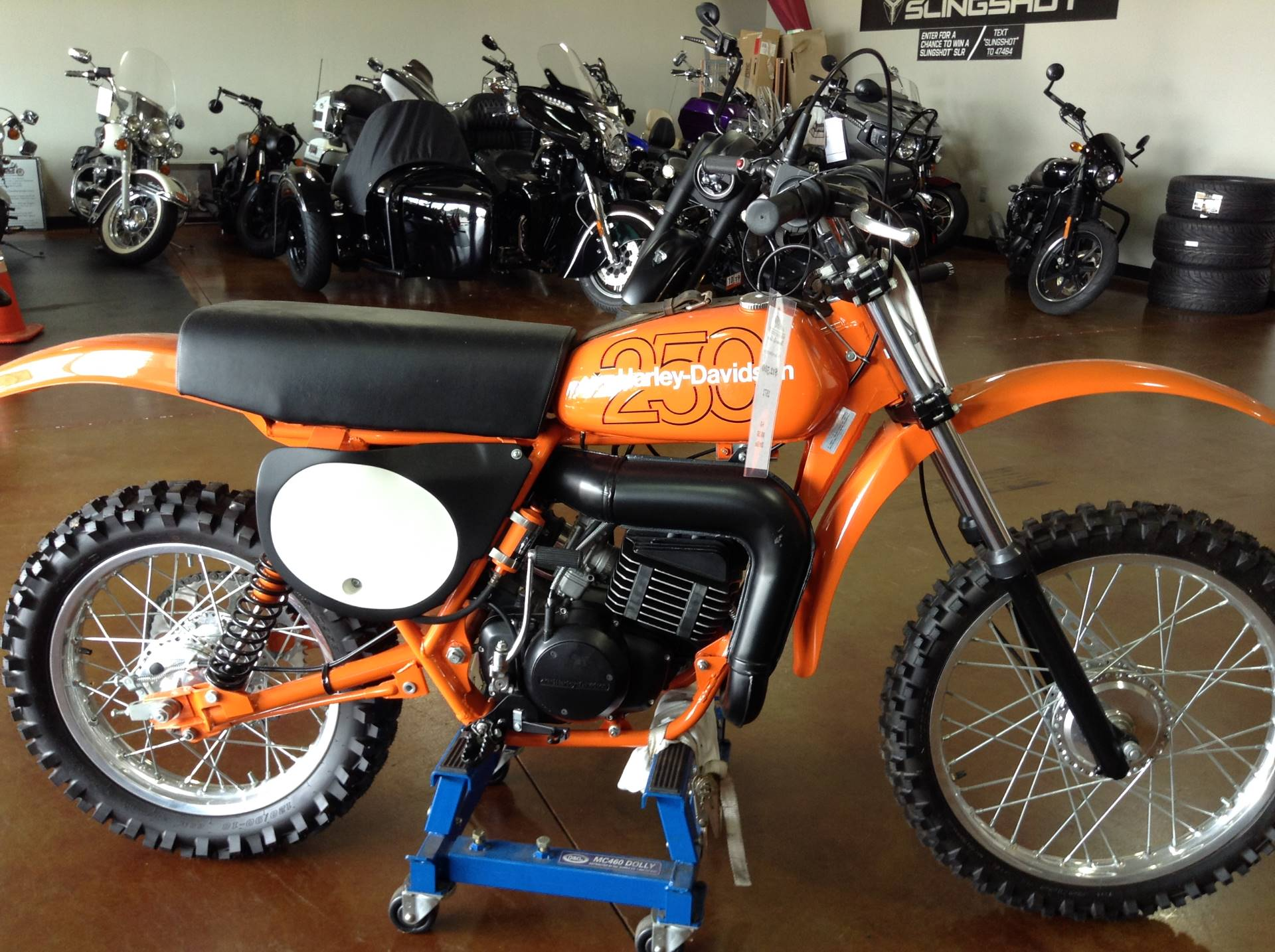 1971 Harley-Davidson MX-250 in Panama City Beach, Florida - Photo 1