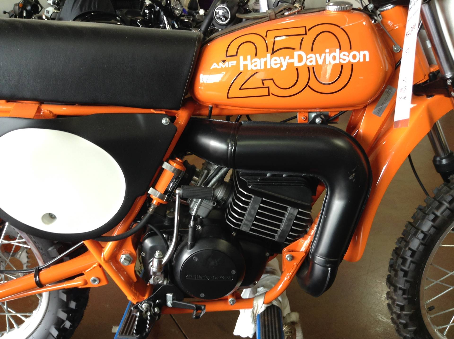 1971 Harley-Davidson MX-250 in Panama City Beach, Florida - Photo 3