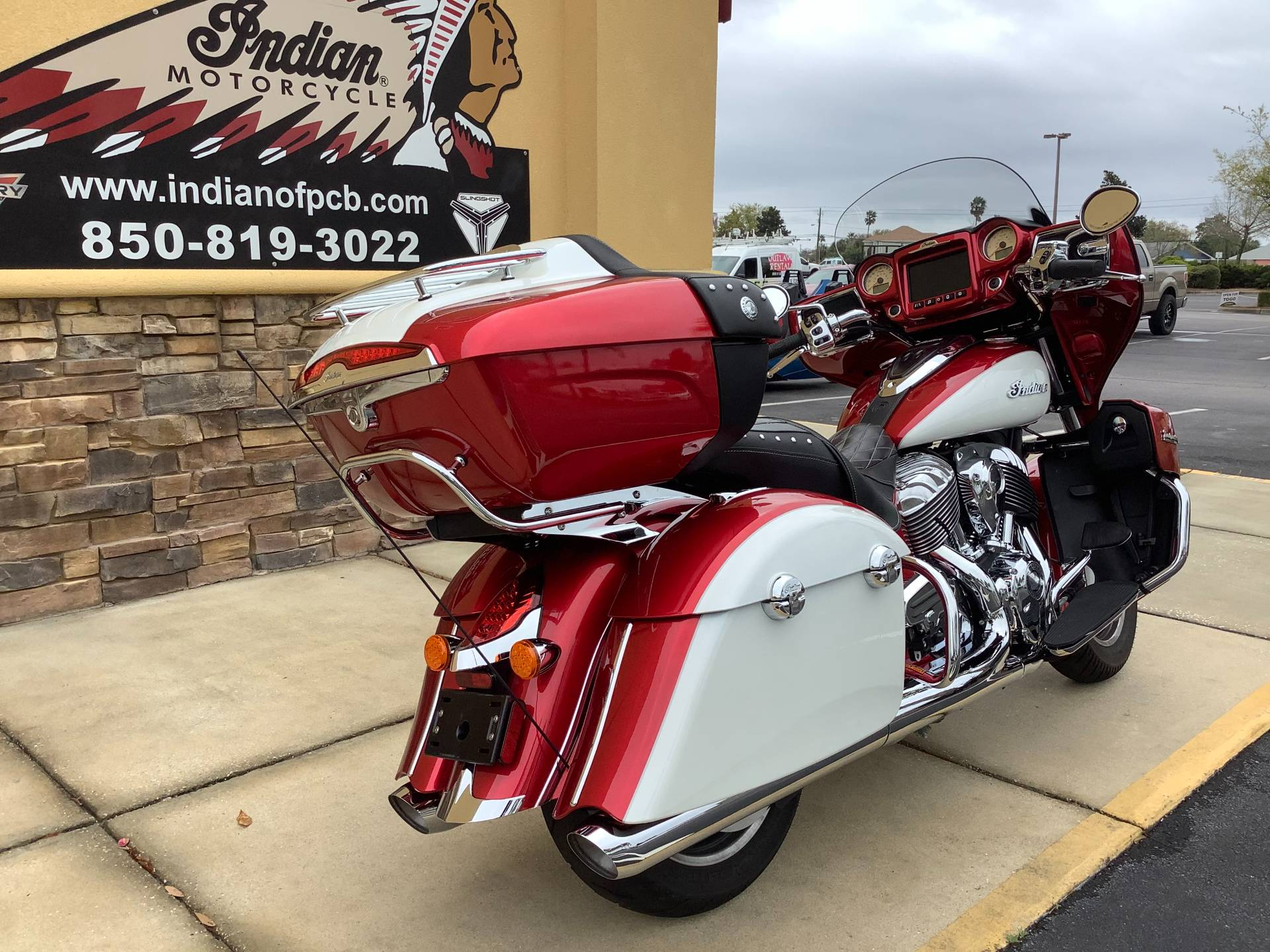 2019 Indian ROADMASTER ICON SERIES in Panama City Beach, Florida - Photo 6