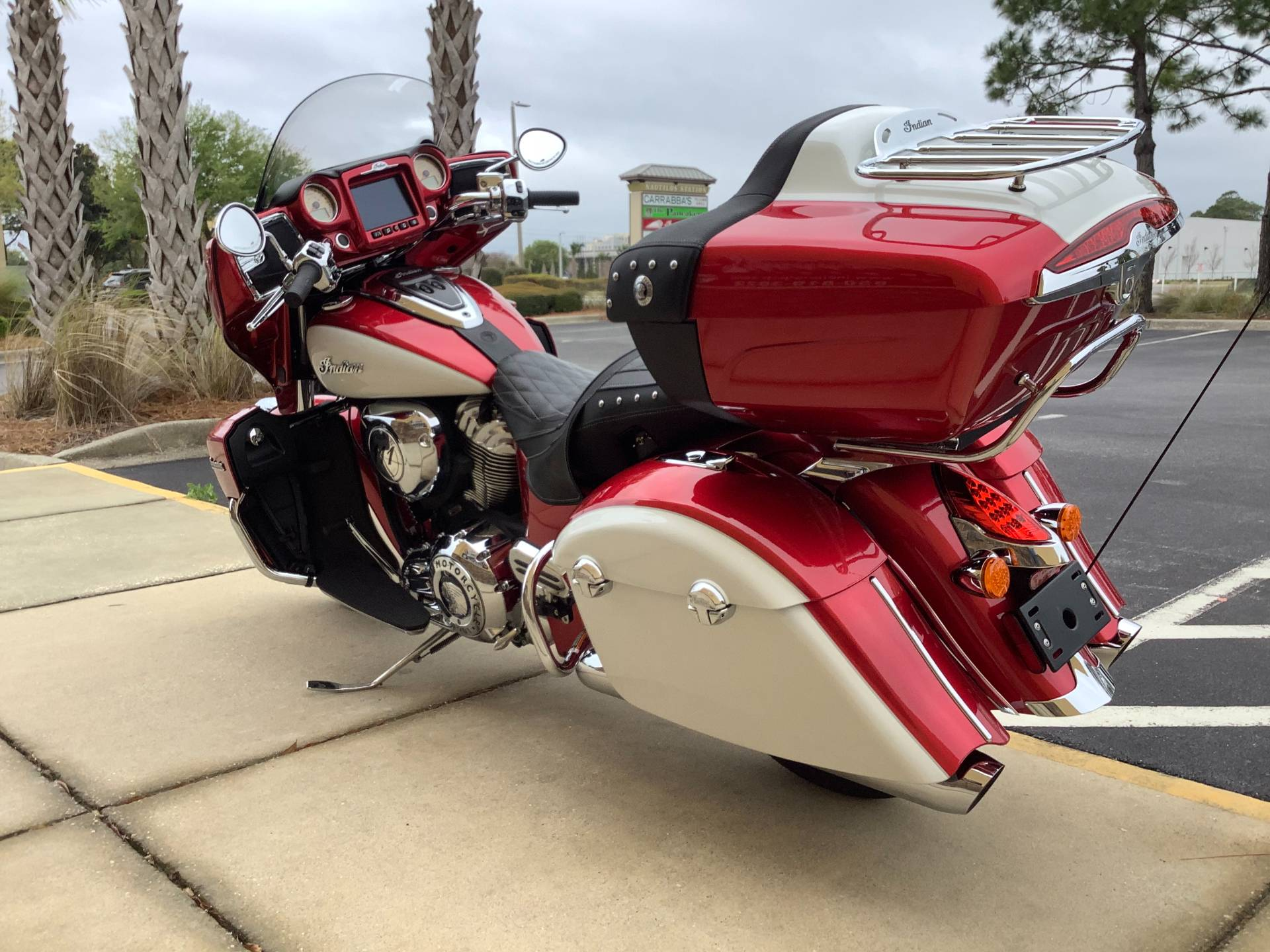 2019 Indian ROADMASTER ICON SERIES in Panama City Beach, Florida - Photo 9