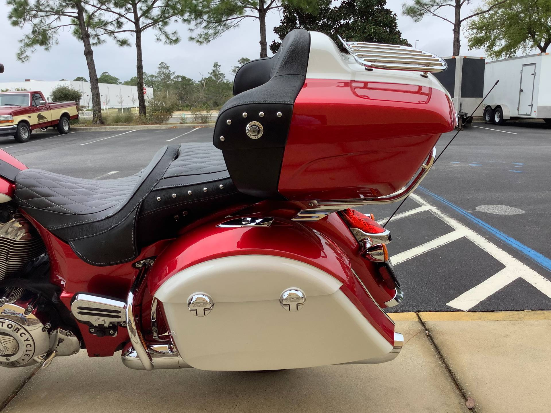 2019 Indian ROADMASTER ICON SERIES in Panama City Beach, Florida - Photo 11