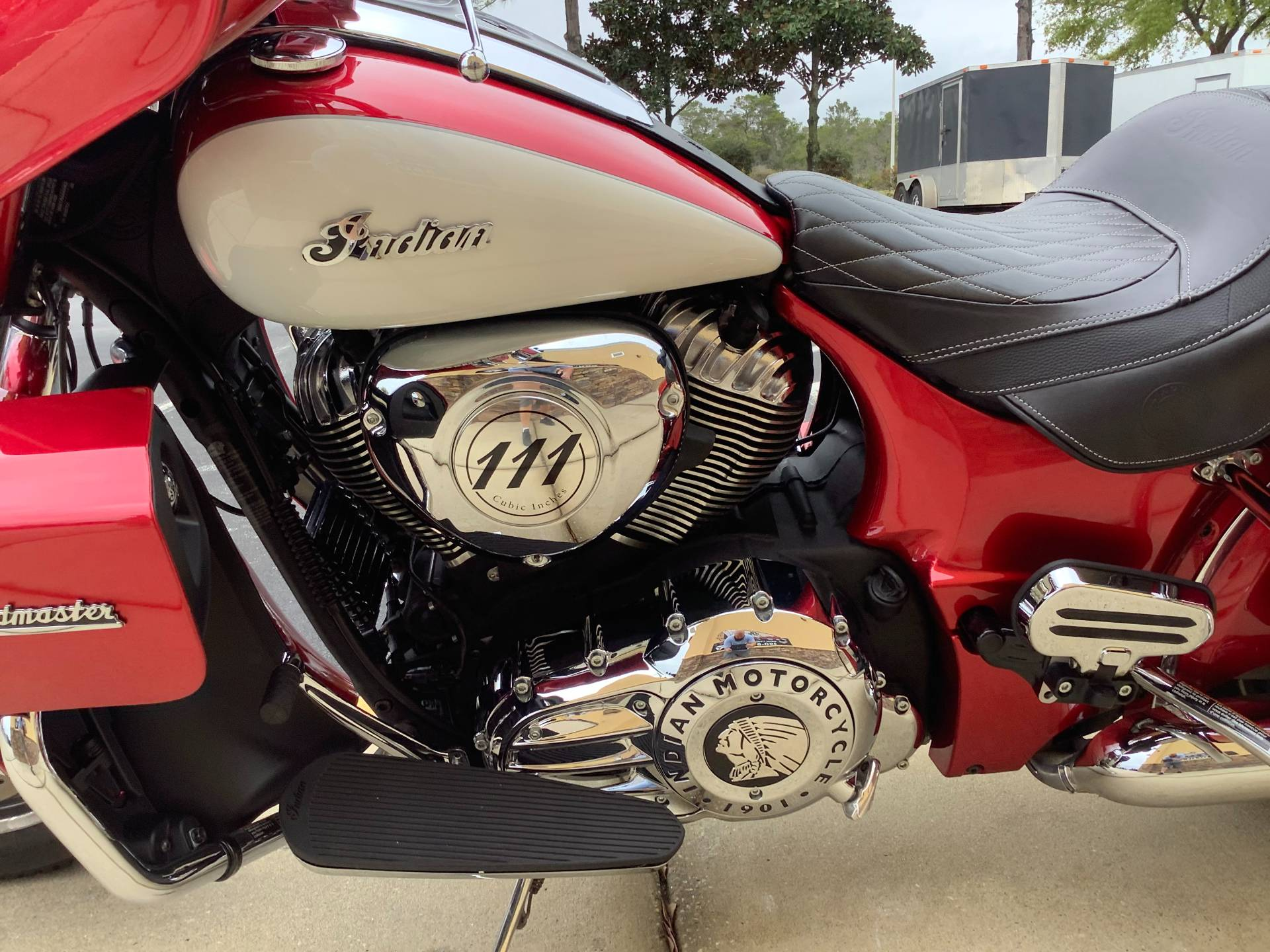 2019 Indian ROADMASTER ICON SERIES in Panama City Beach, Florida - Photo 12