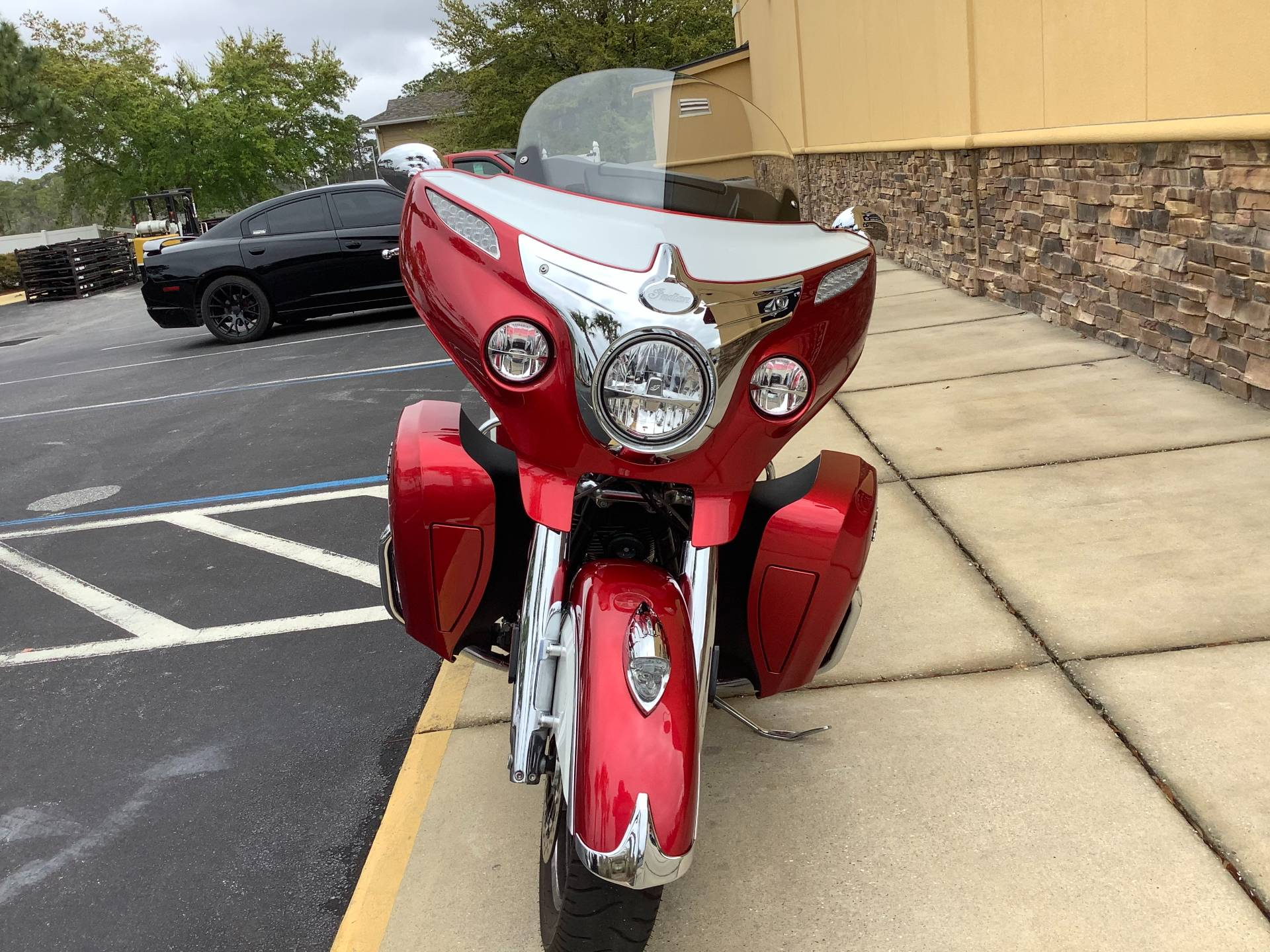 2019 Indian ROADMASTER ICON SERIES in Panama City Beach, Florida - Photo 18