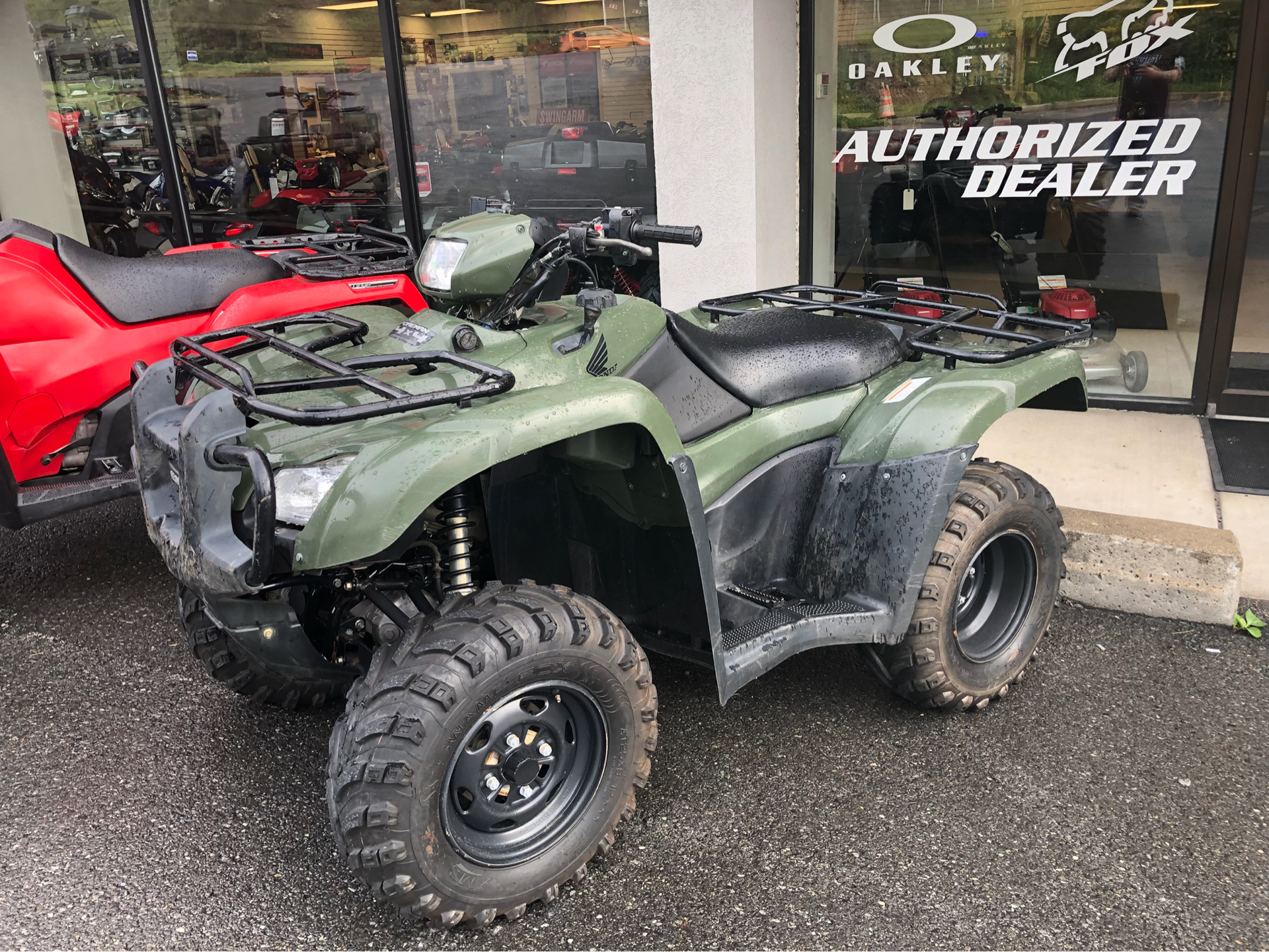2013 Honda FourTrax® Foreman® 4x4 ES with EPS in Beckley, West Virginia