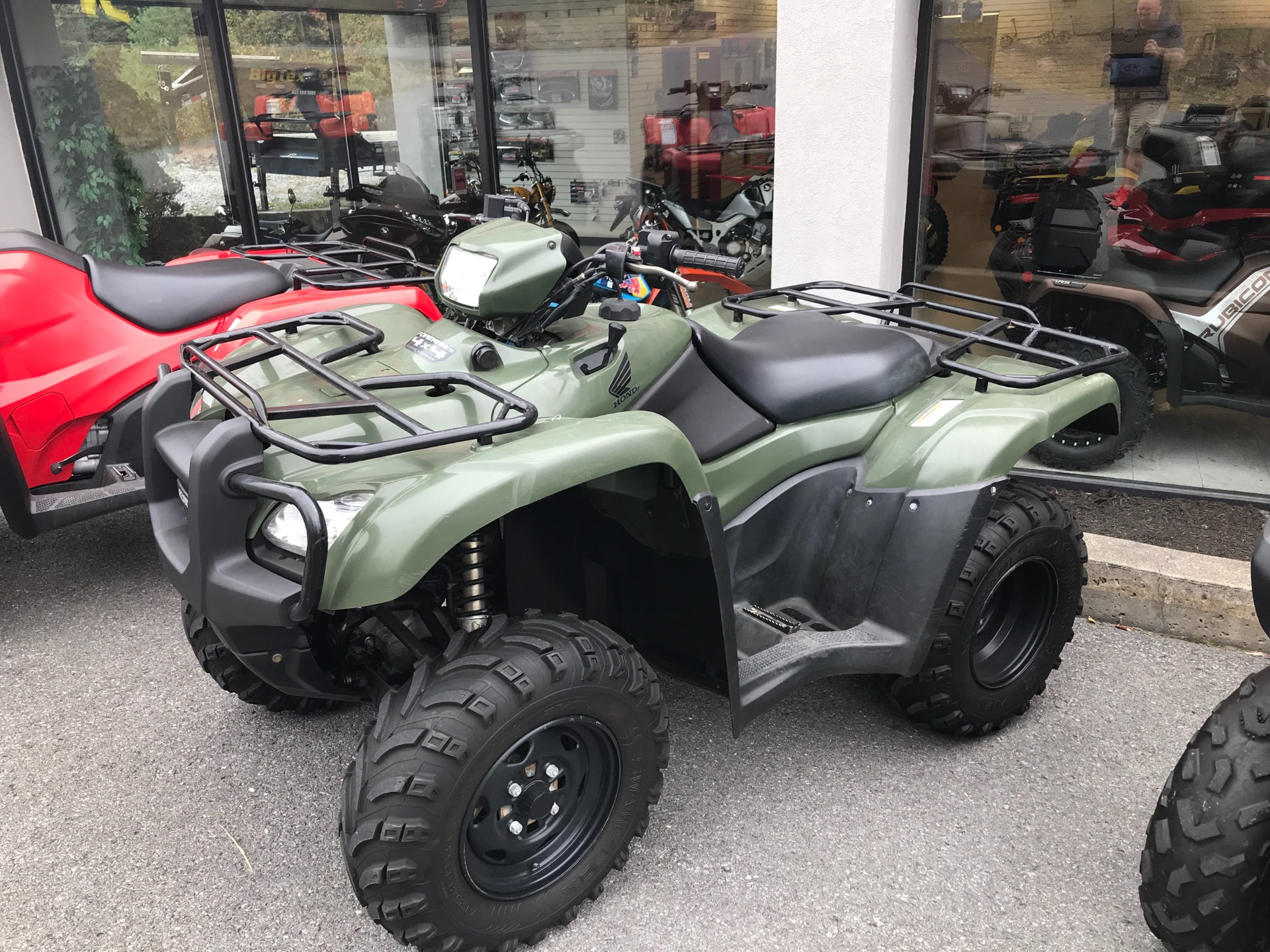 2013 Honda FourTrax® Foreman® 4x4 ES with EPS in Beckley, West Virginia - Photo 1