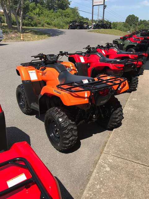 2015 Honda FourTrax® Rancher® 4x4 DCT IRS EPS in Beckley, West Virginia