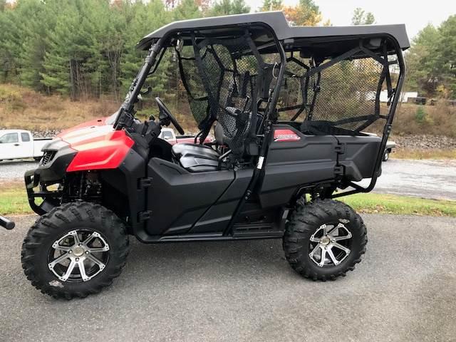 2015 Pioneer 700-4