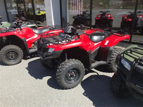 2016 Honda FourTrax Rancher 4X4 Automatic DCT IRS EPS in Beckley, West Virginia