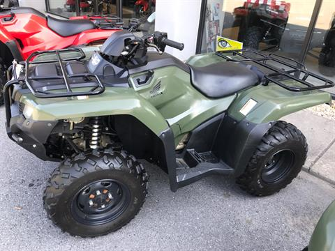 2014 Honda FourTrax® Rancher® 4x4 ES in Beckley, West Virginia