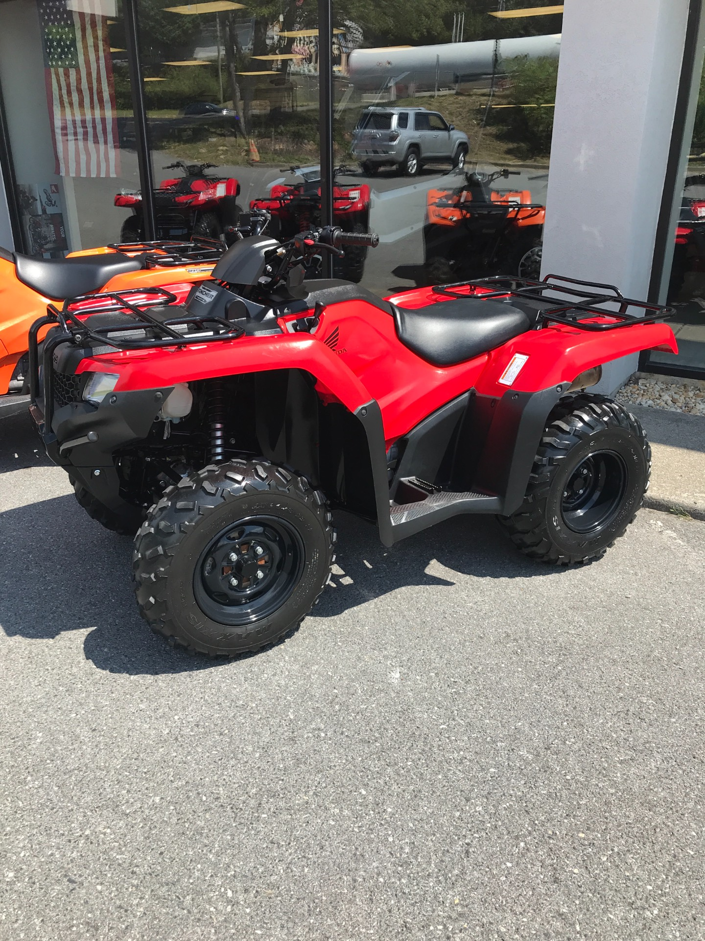 2017 Honda FourTrax Rancher 4x4 in Beckley, West Virginia - Photo 1