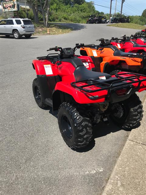 2017 Honda FourTrax Rancher 4x4 in Beckley, West Virginia - Photo 2
