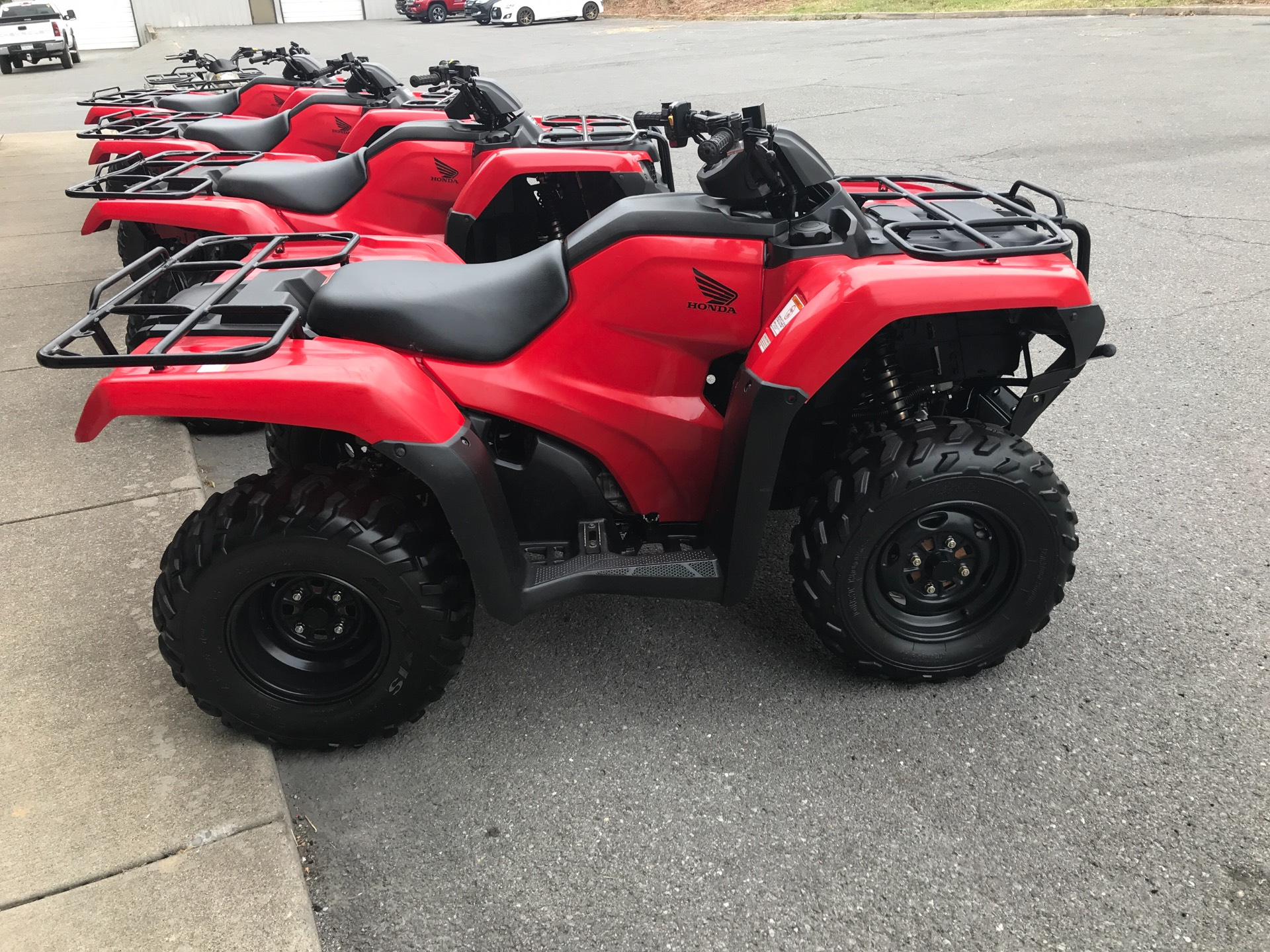 2017 Honda FourTrax Rancher 4x4 ES in Beckley, West Virginia - Photo 1