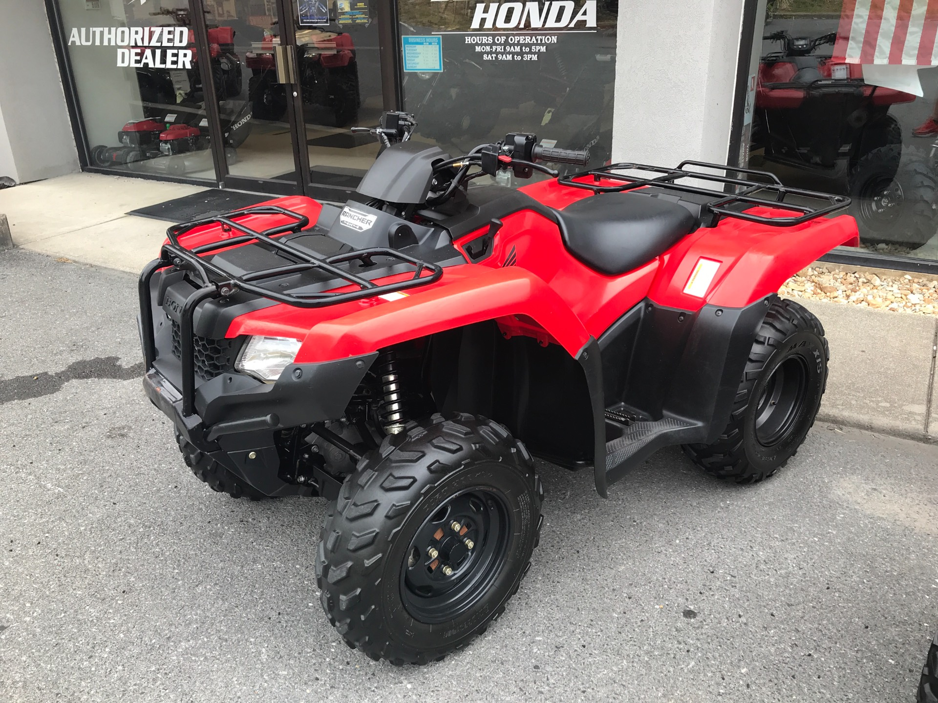 2017 Honda FourTrax Rancher 4x4 ES in Beckley, West Virginia - Photo 2
