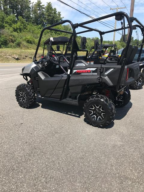 2017 Honda Pioneer 700-4 Deluxe in Beckley, West Virginia