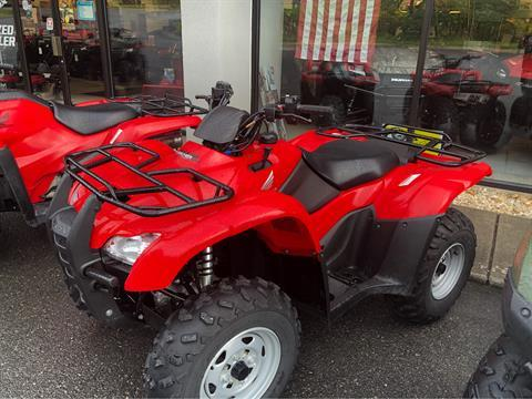 2011 Honda FourTrax® Rancher® AT EPS in Beckley, West Virginia