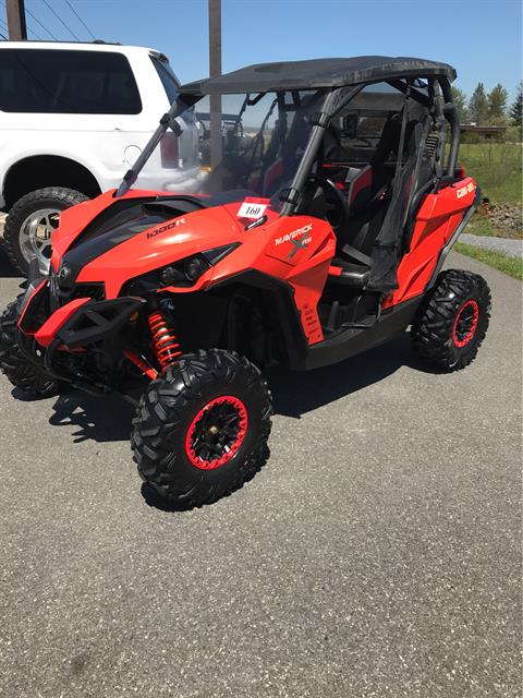 2014 Can-Am Maverick™ X® rs 1000R in Beckley, West Virginia