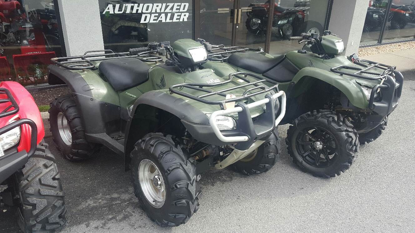 2006 FourTrax Foreman 4x4 ES