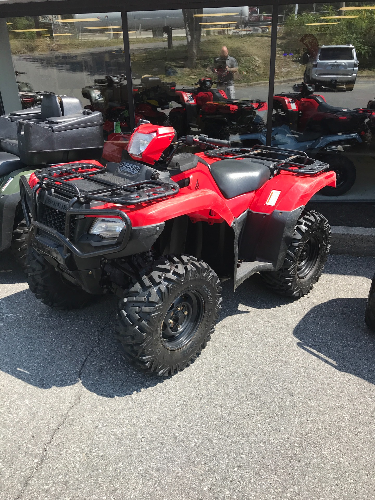 2015 Honda FourTrax® Foreman® Rubicon® 4x4 in Beckley, West Virginia - Photo 1