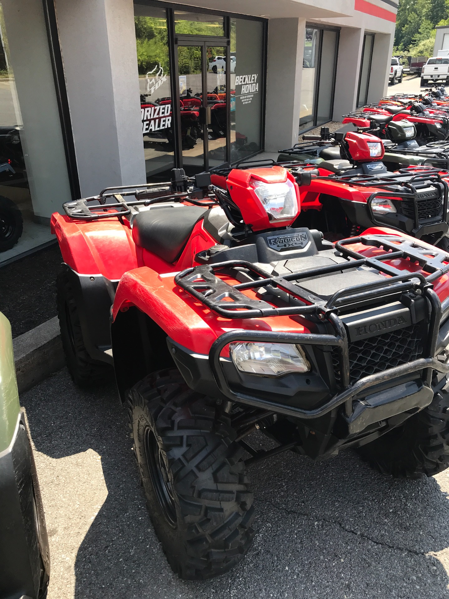 2015 Honda FourTrax® Foreman® Rubicon® 4x4 in Beckley, West Virginia - Photo 2