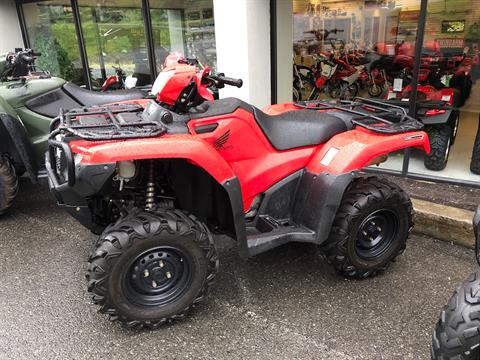 2015 Honda FourTrax® Foreman® Rubicon® 4x4 in Beckley, West Virginia