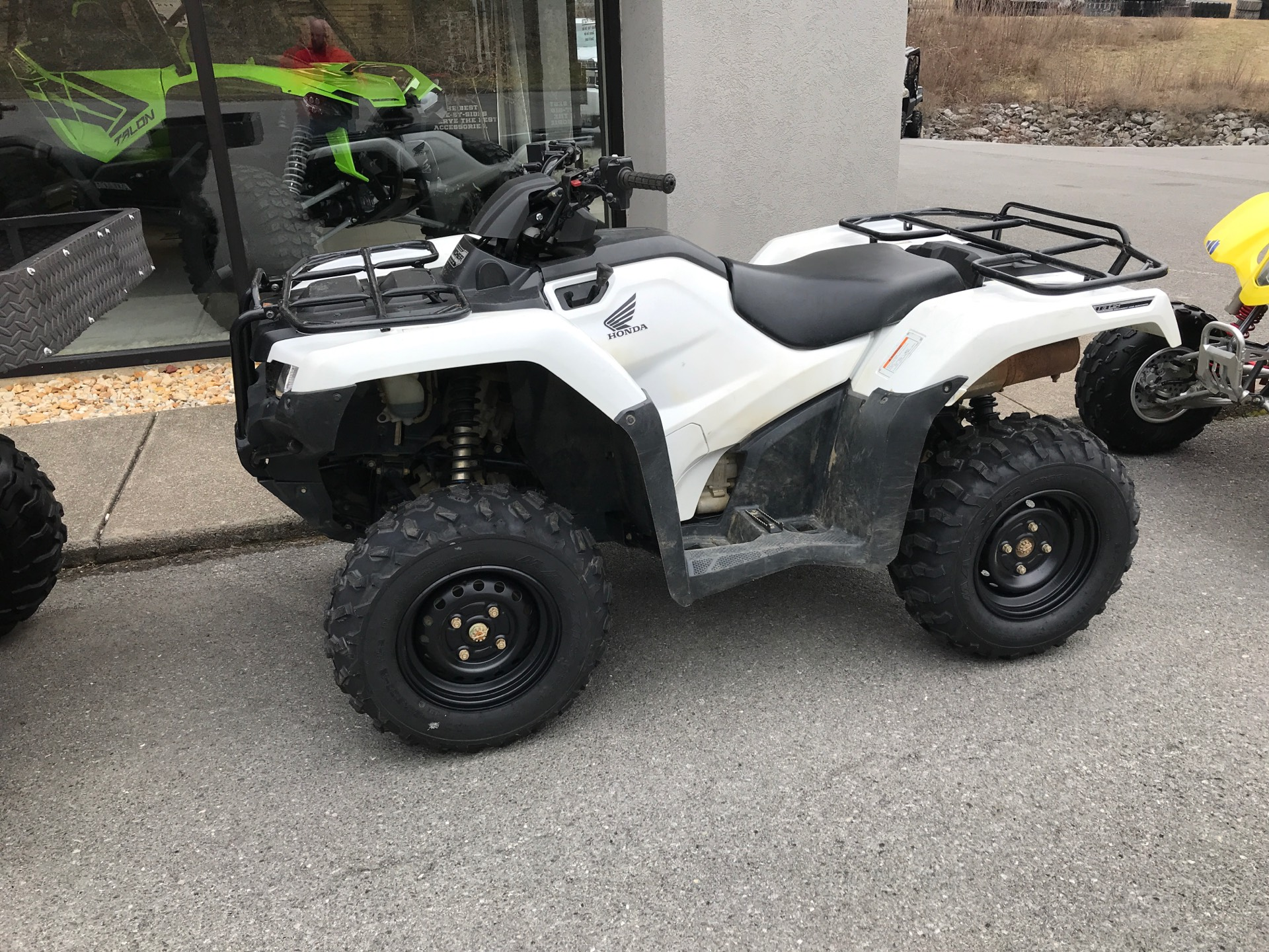 2016 Honda FourTrax Rancher 4X4 Automatic DCT IRS EPS in Beckley, West Virginia - Photo 1