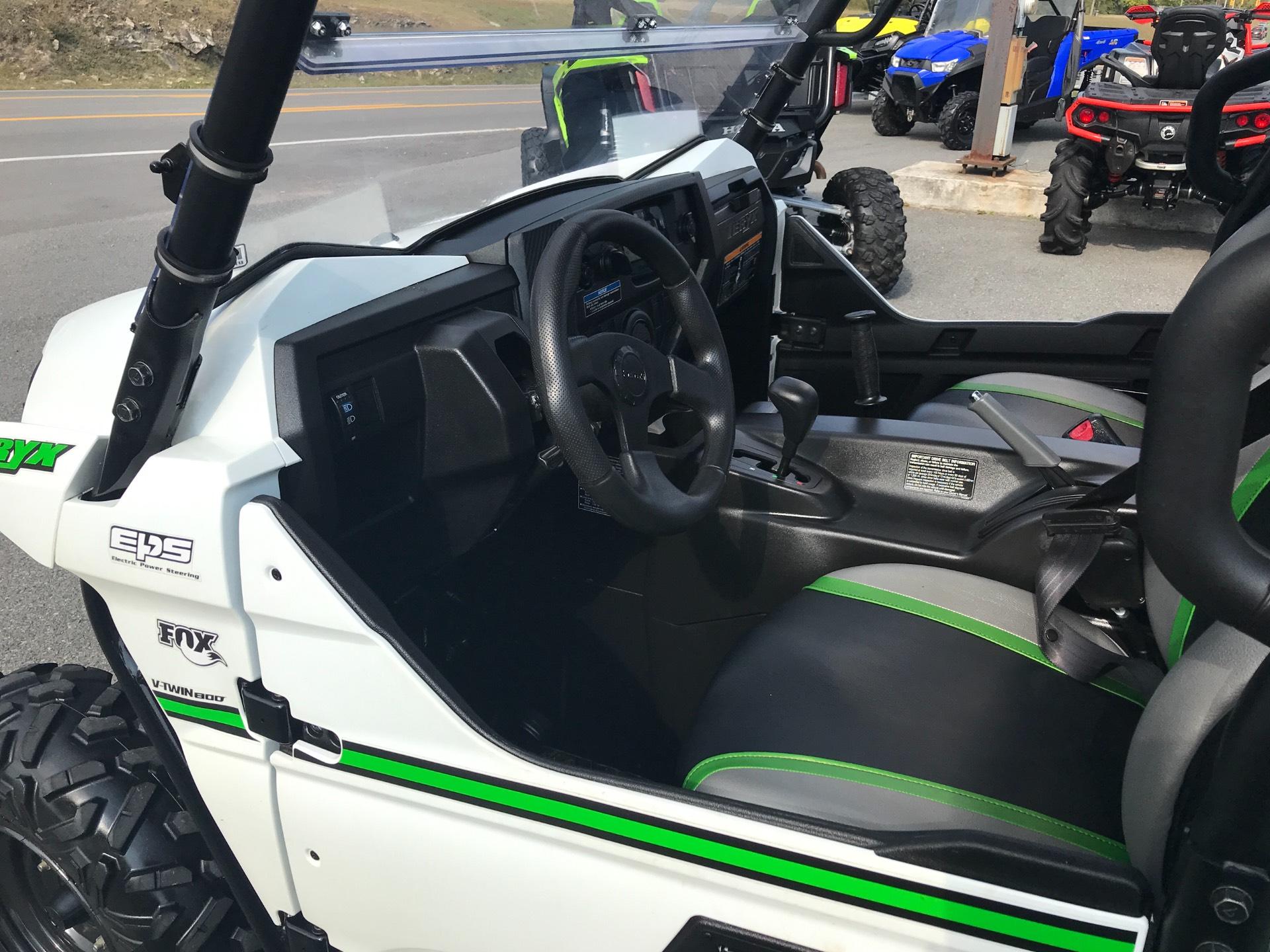 2016 Kawasaki Teryx In Beckley West Virginia