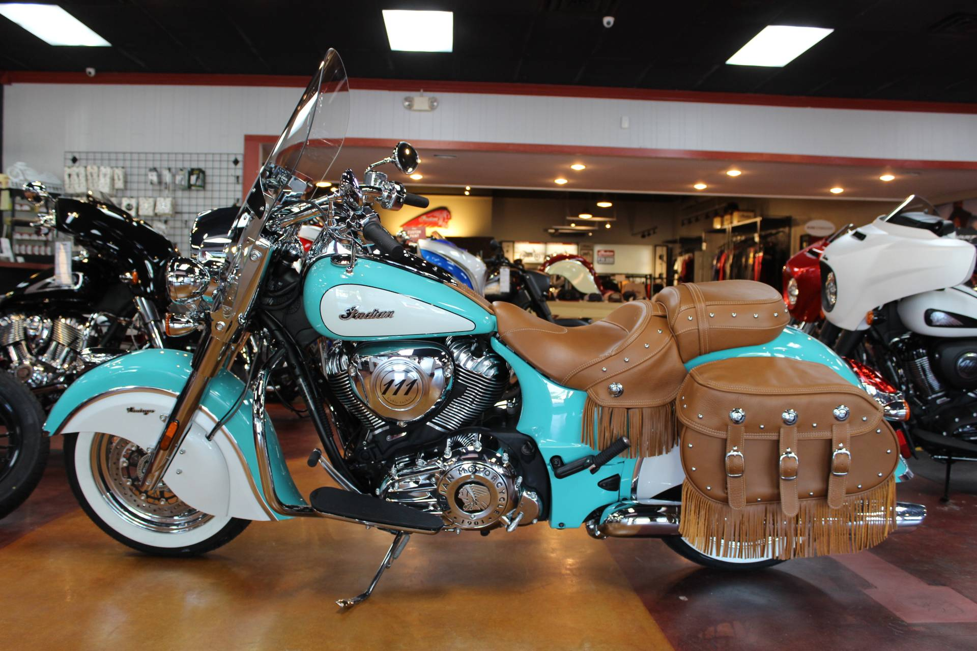 2019 Indian Chief® Vintage Icon Series in Murrells Inlet, South Carolina - Photo 1
