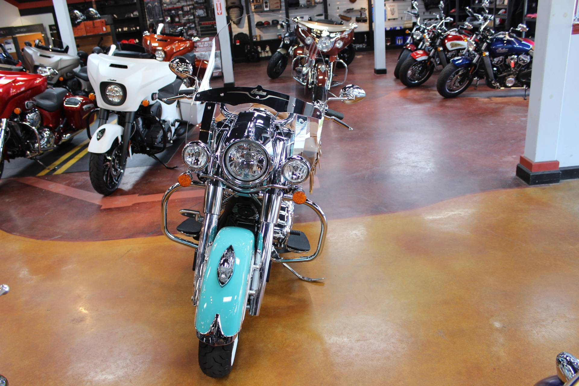2019 Indian Chief® Vintage Icon Series in Murrells Inlet, South Carolina - Photo 5