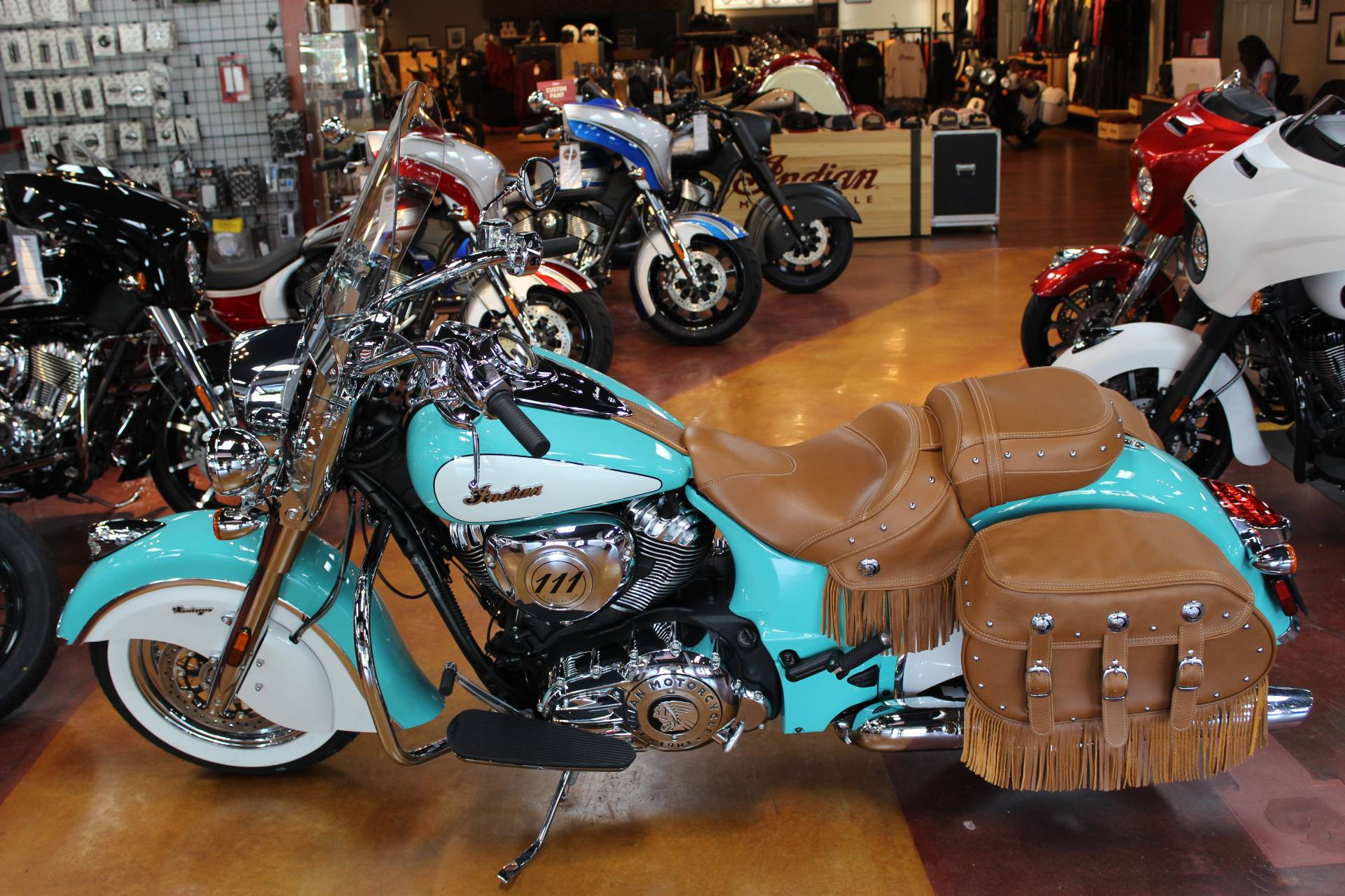 2019 Indian Chief® Vintage Icon Series in Murrells Inlet, South Carolina - Photo 8