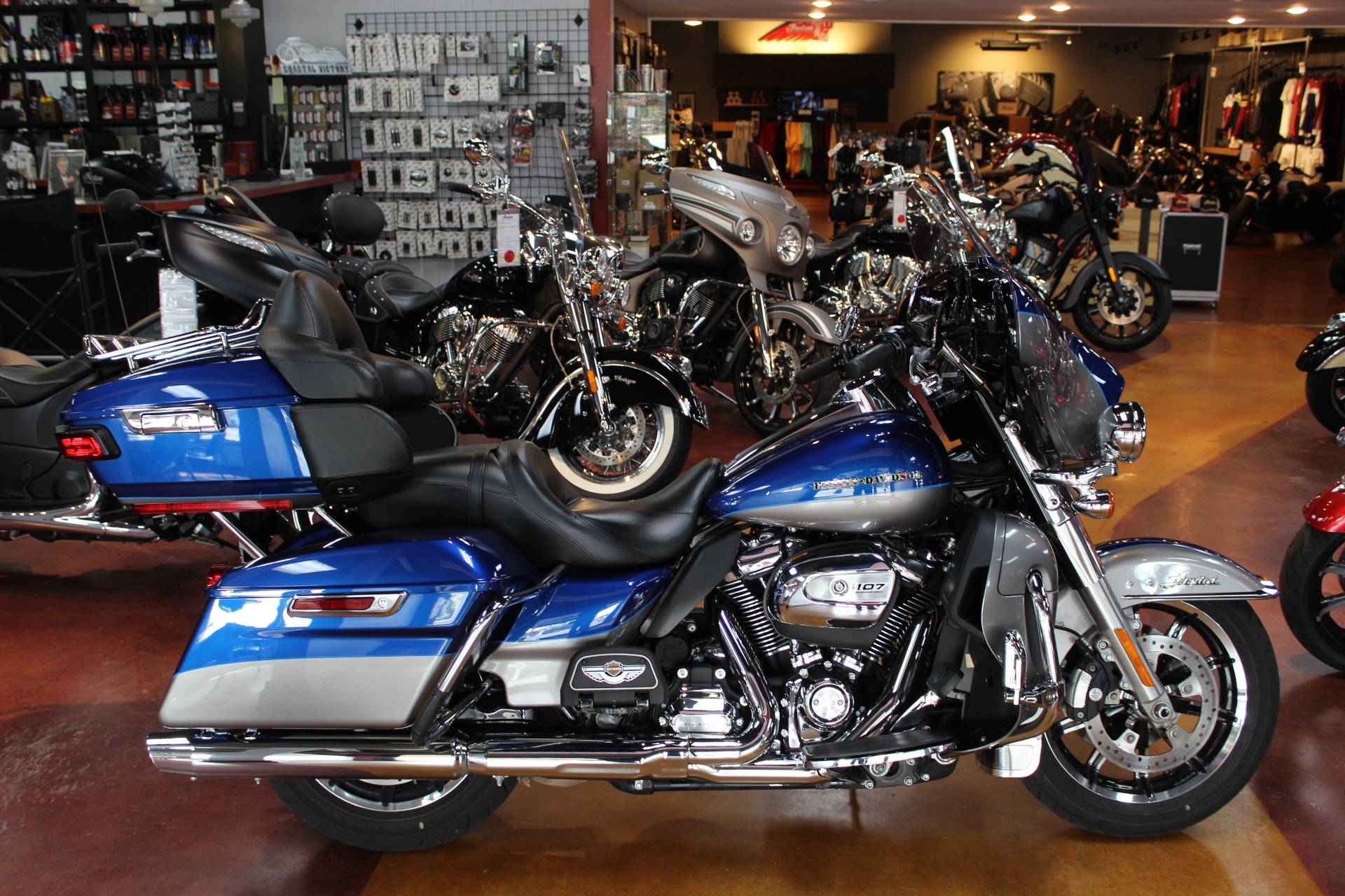 2017 Harley-Davidson Ultra Limited in Murrells Inlet, South Carolina