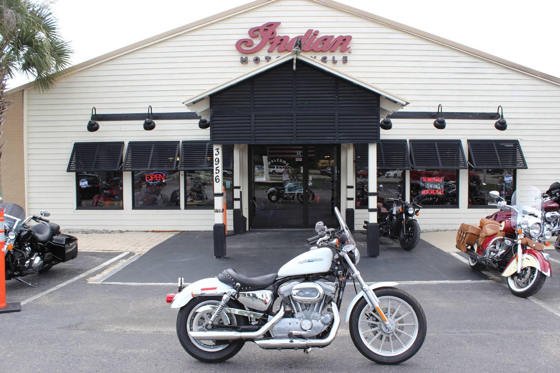 2006 Harley-Davidson Sportster® 883 Custom in Murrells Inlet, South Carolina
