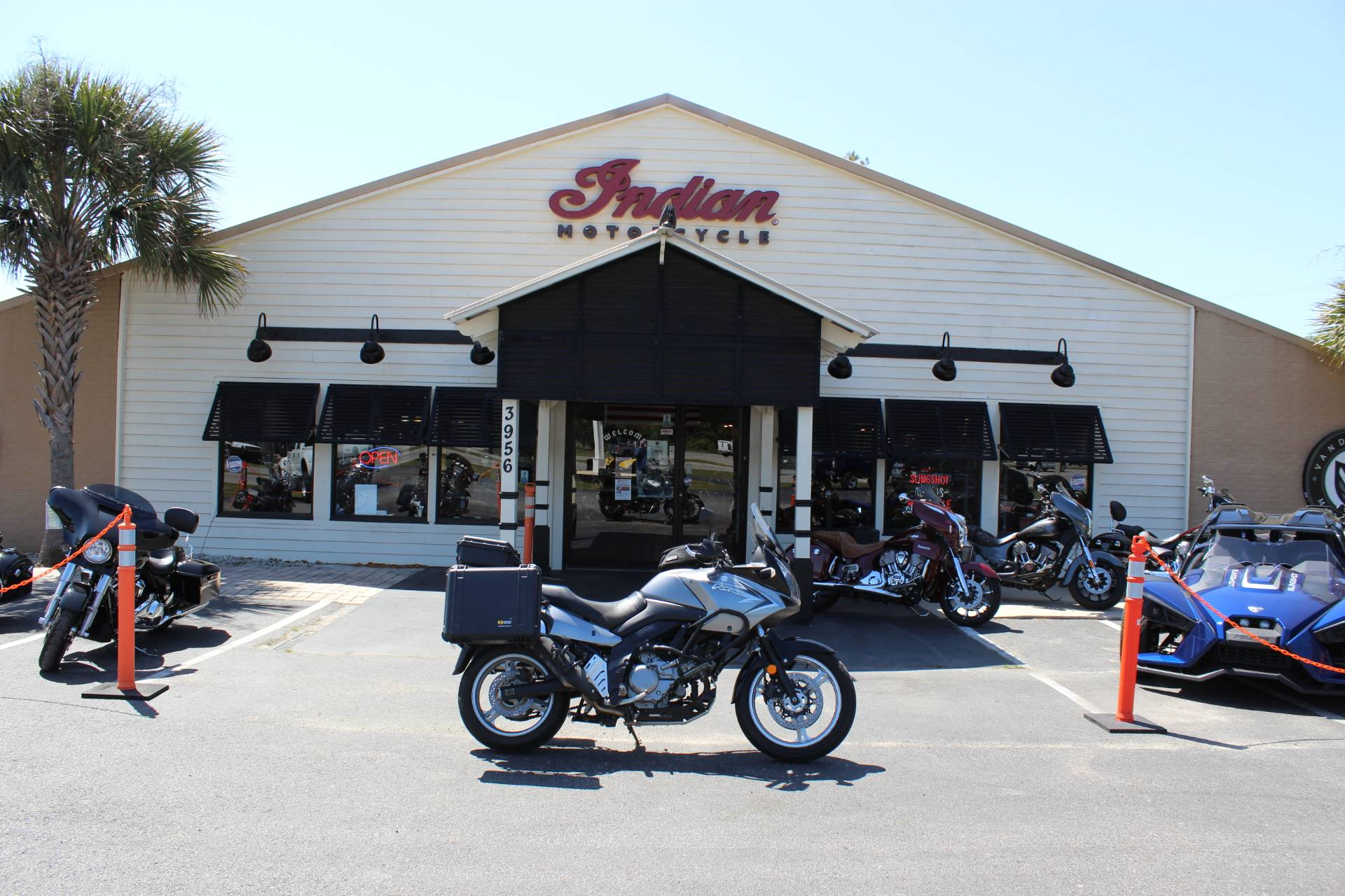 2009 Suzuki V-Strom 650 ABS in Murrells Inlet, South Carolina