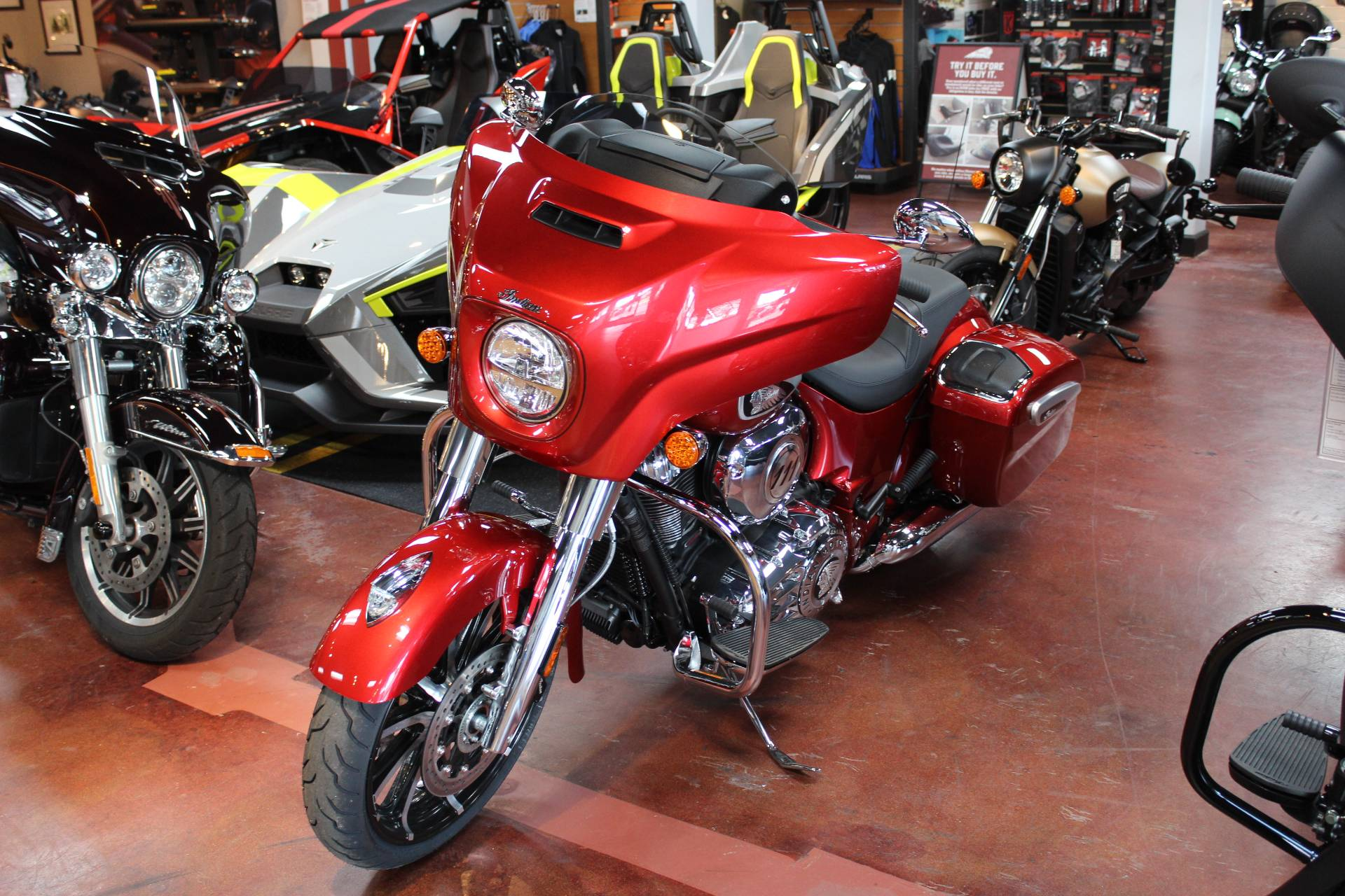 2019 Indian Chieftain® Limited ABS in Murrells Inlet, South Carolina - Photo 12
