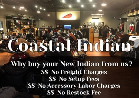2019 Indian Chieftain® ABS in Murrells Inlet, South Carolina