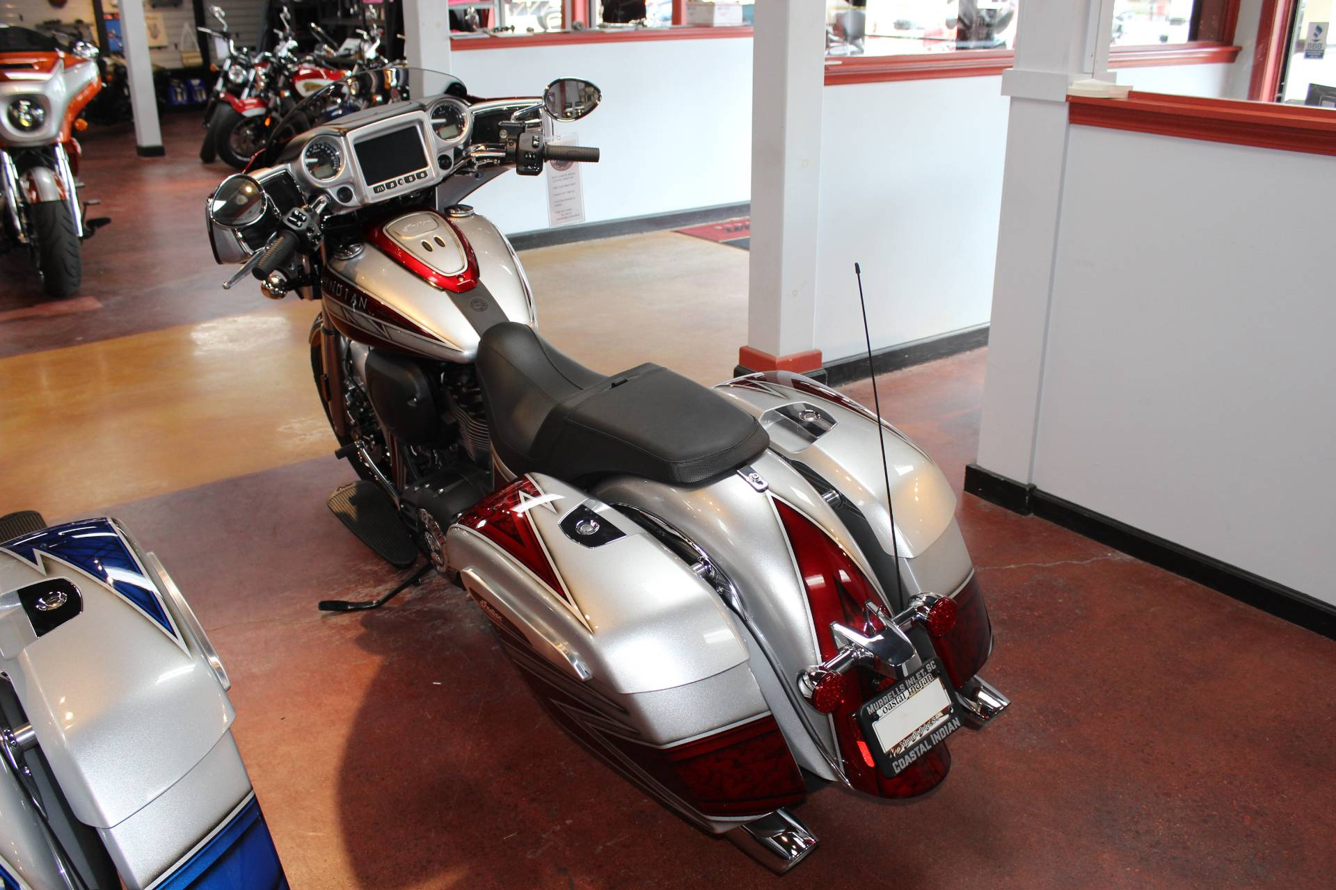 2019 Indian Chieftain® ABS in Murrells Inlet, South Carolina - Photo 7