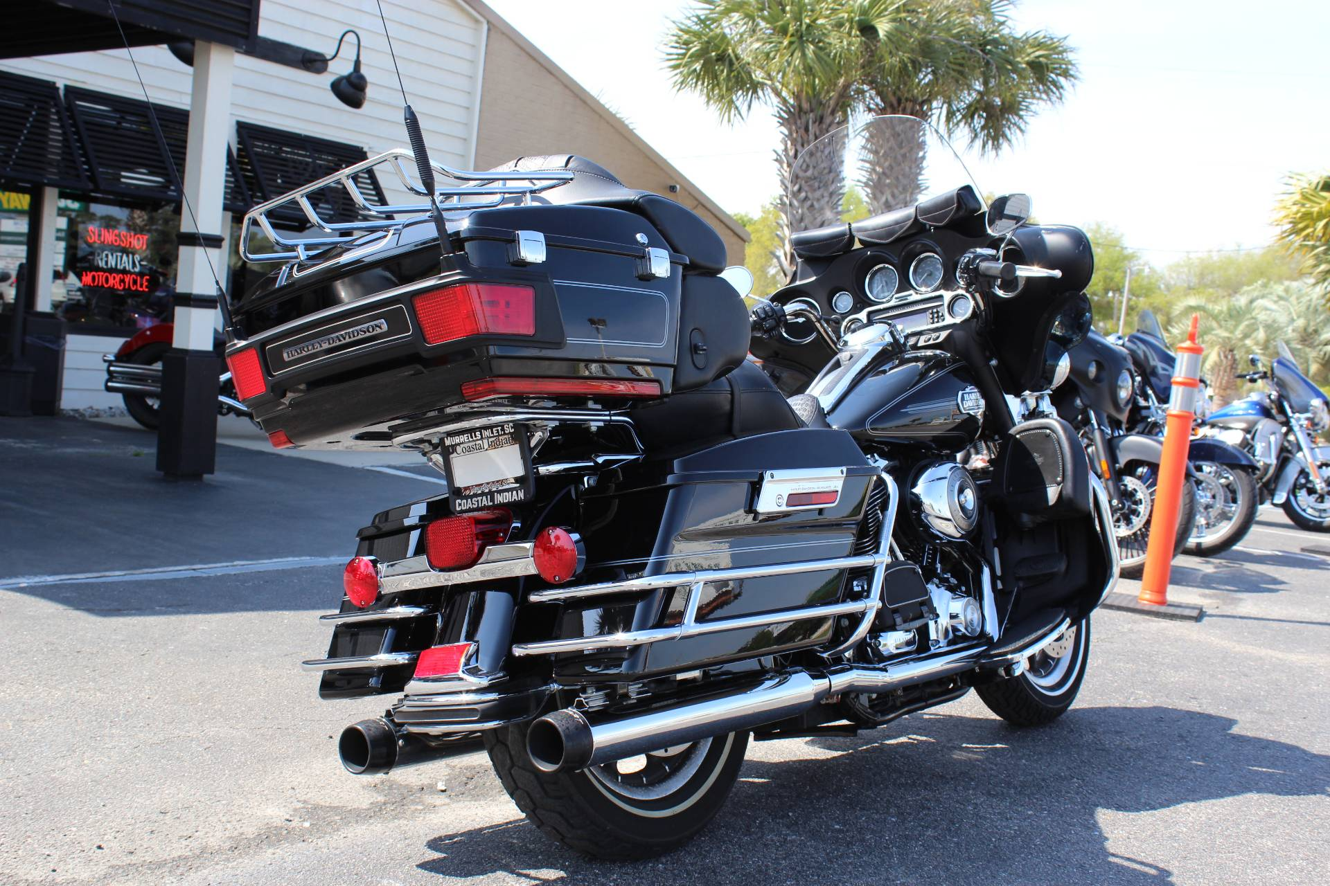 2008 Harley-Davidson Ultra Classic® Electra Glide® in Murrells Inlet, South Carolina