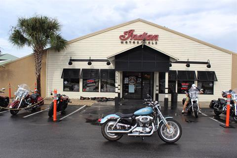 2007 Harley-Davidson Sportster® 1200 Custom in Murrells Inlet, South Carolina