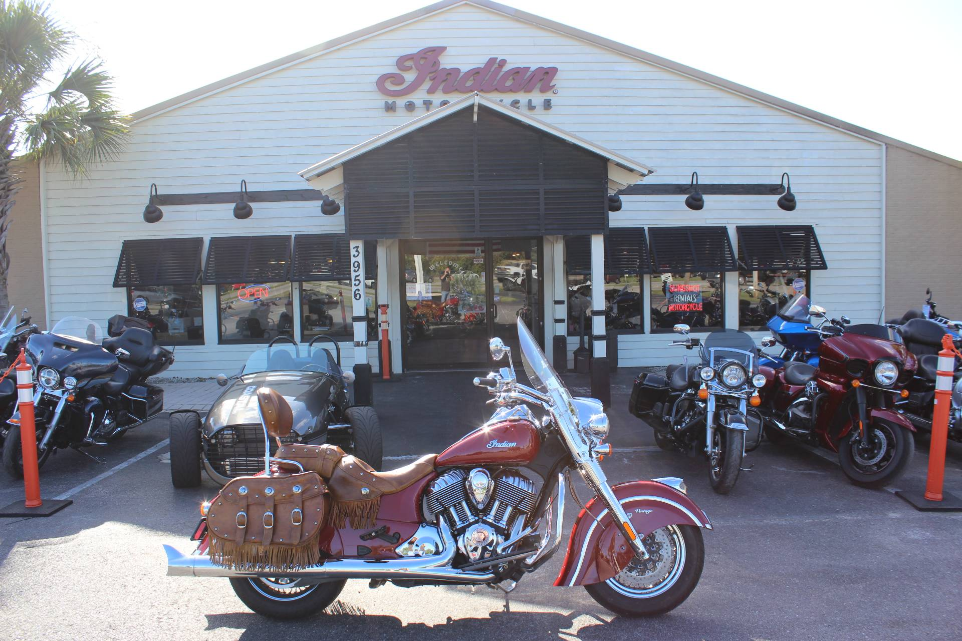 2014 Indian Chief® Vintage in Murrells Inlet, South Carolina - Photo 1