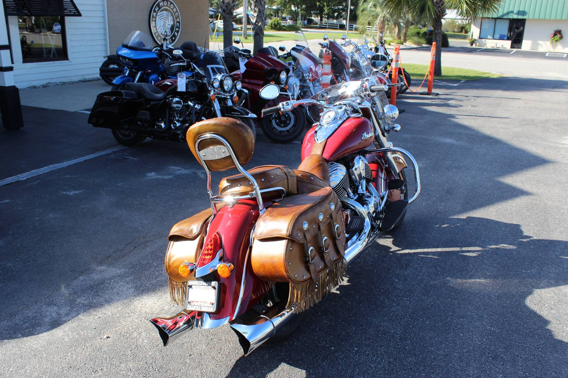 2014 Indian Chief® Vintage in Murrells Inlet, South Carolina - Photo 7