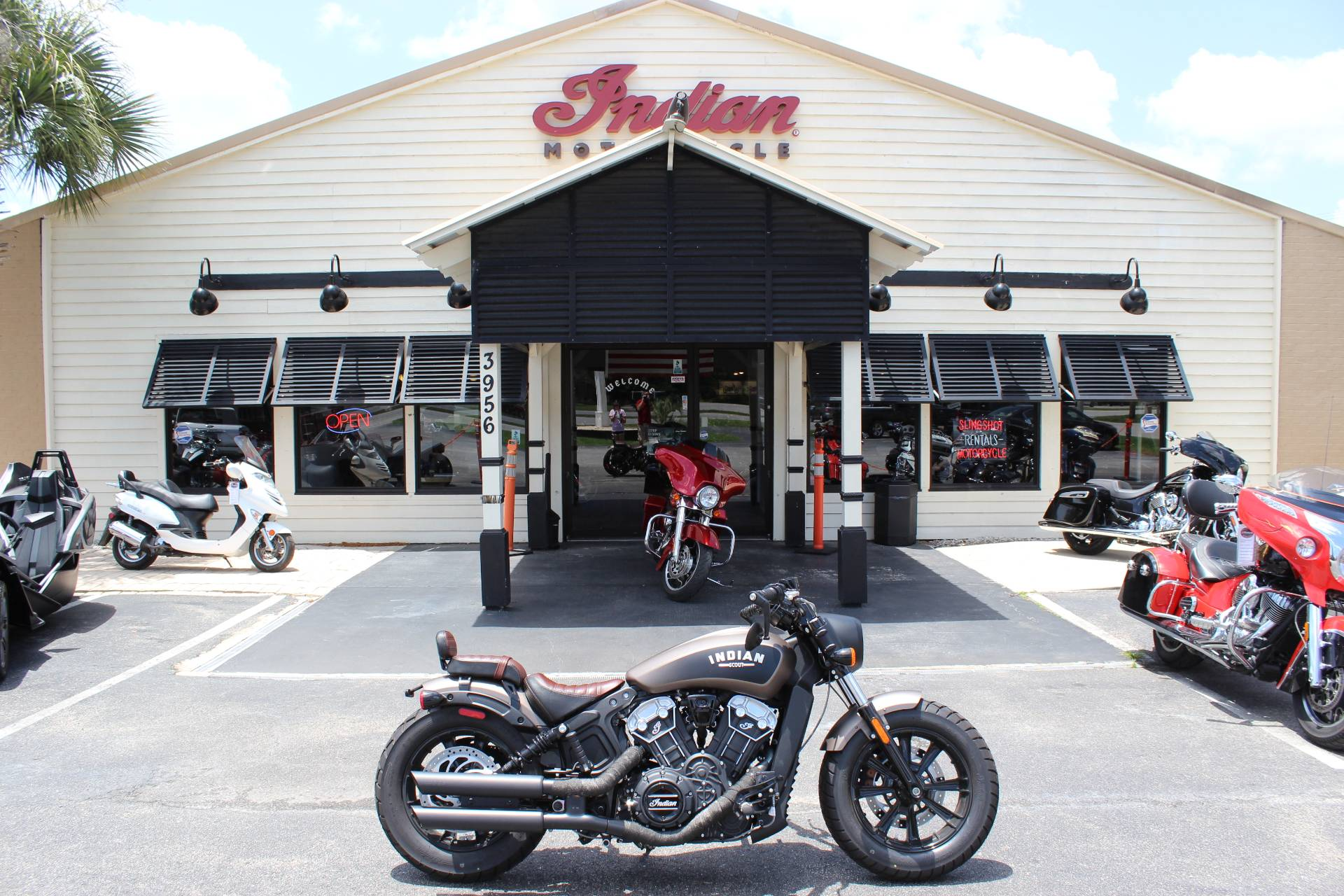 2018 Indian Scout® Bobber in Murrells Inlet, South Carolina - Photo 1