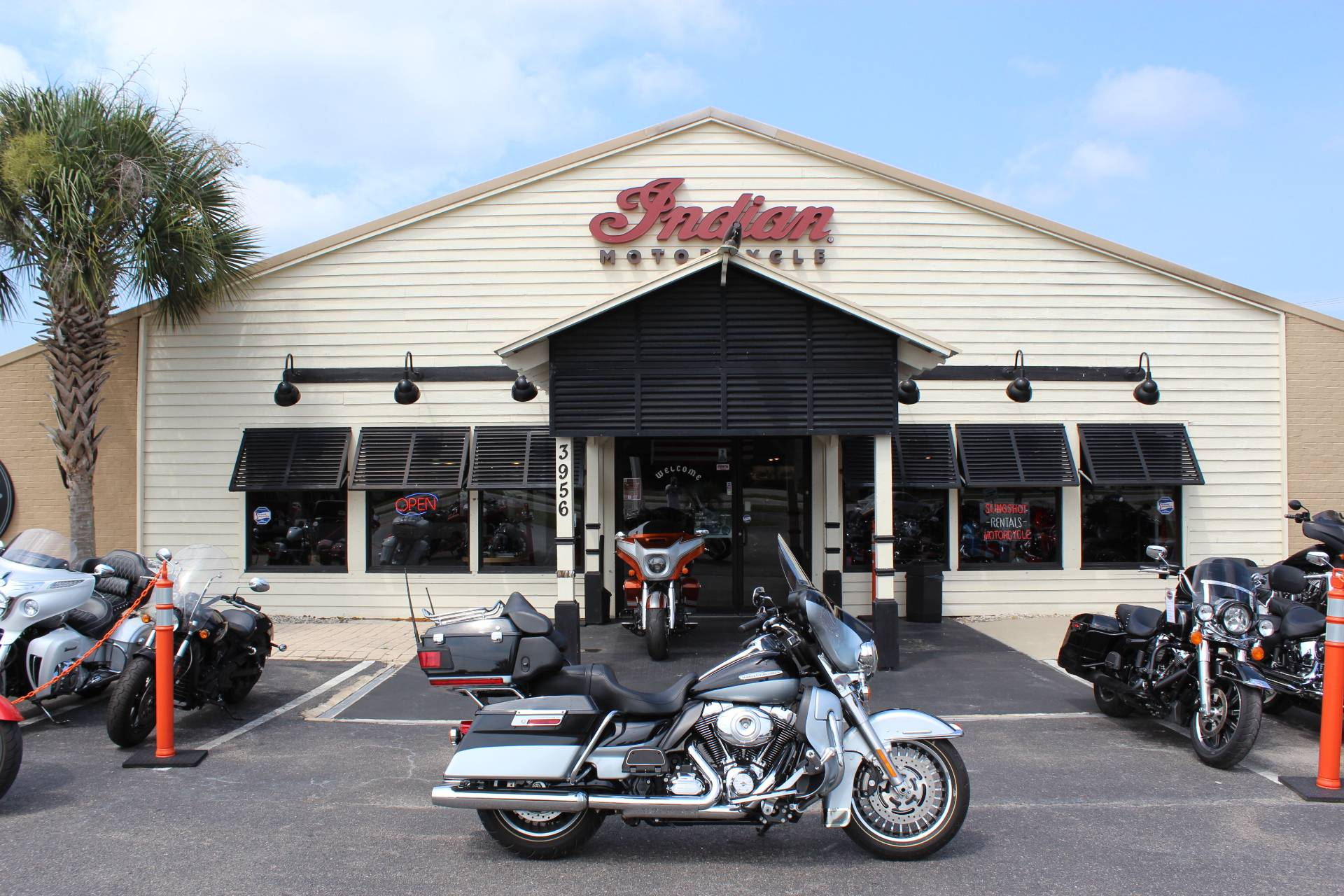 2012 Harley-Davidson Electra Glide® Ultra Limited in Murrells Inlet, South Carolina - Photo 1