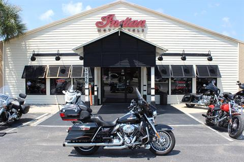 2012 Harley-Davidson Electra Glide® Ultra Limited in Murrells Inlet, South Carolina