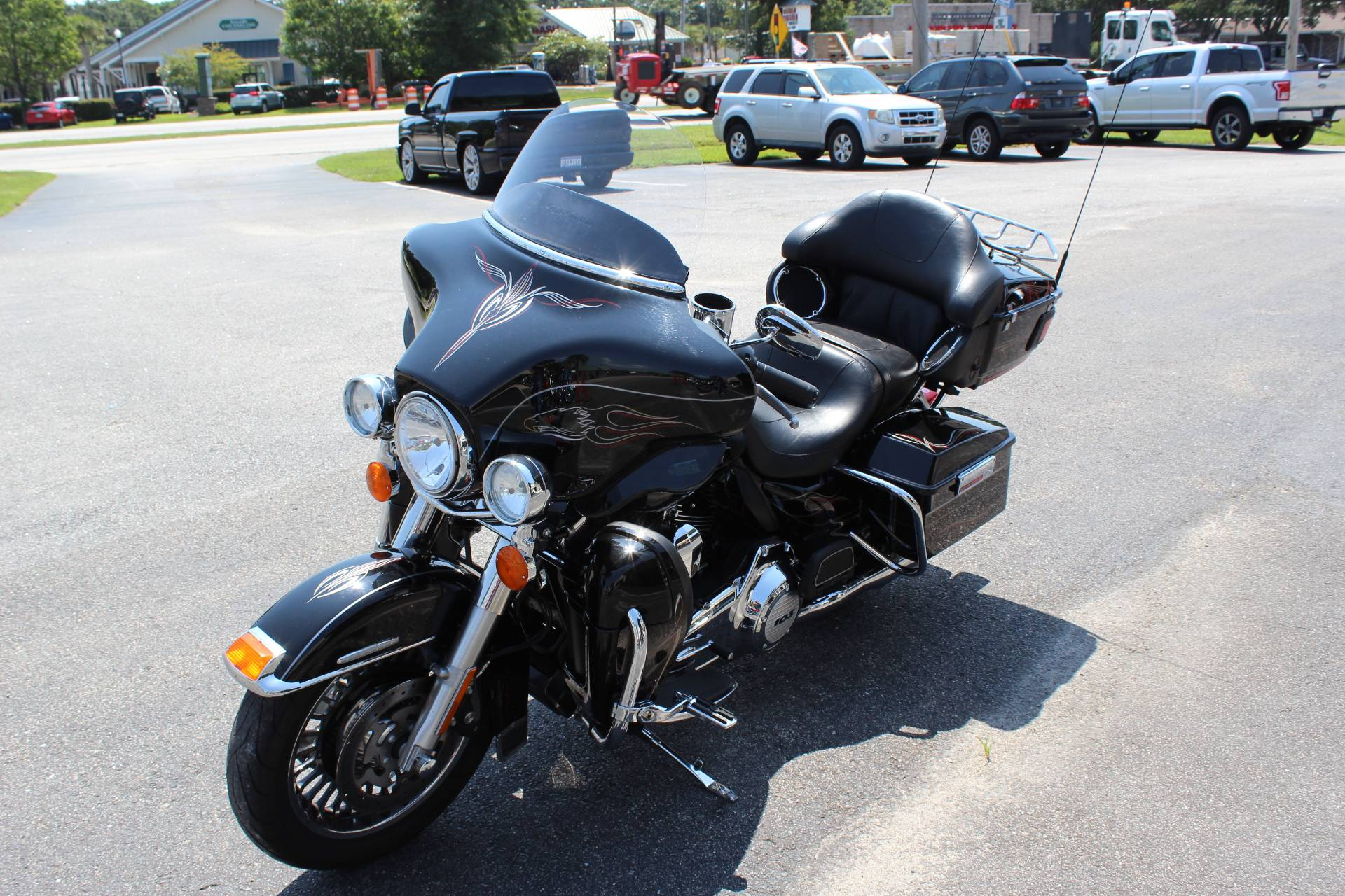 2012 Harley-Davidson Electra Glide® Ultra Limited in Murrells Inlet, South Carolina - Photo 5