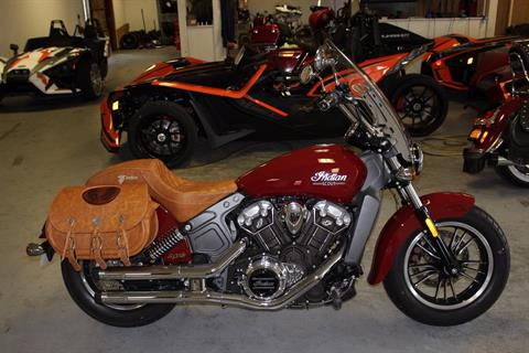 2016 Indian SCOUT ABS in Murrells Inlet, South Carolina