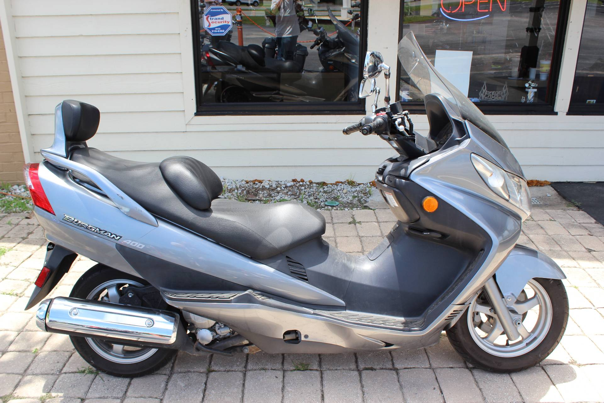 2006 Suzuki Burgman™ 400 Type S in Murrells Inlet, South Carolina