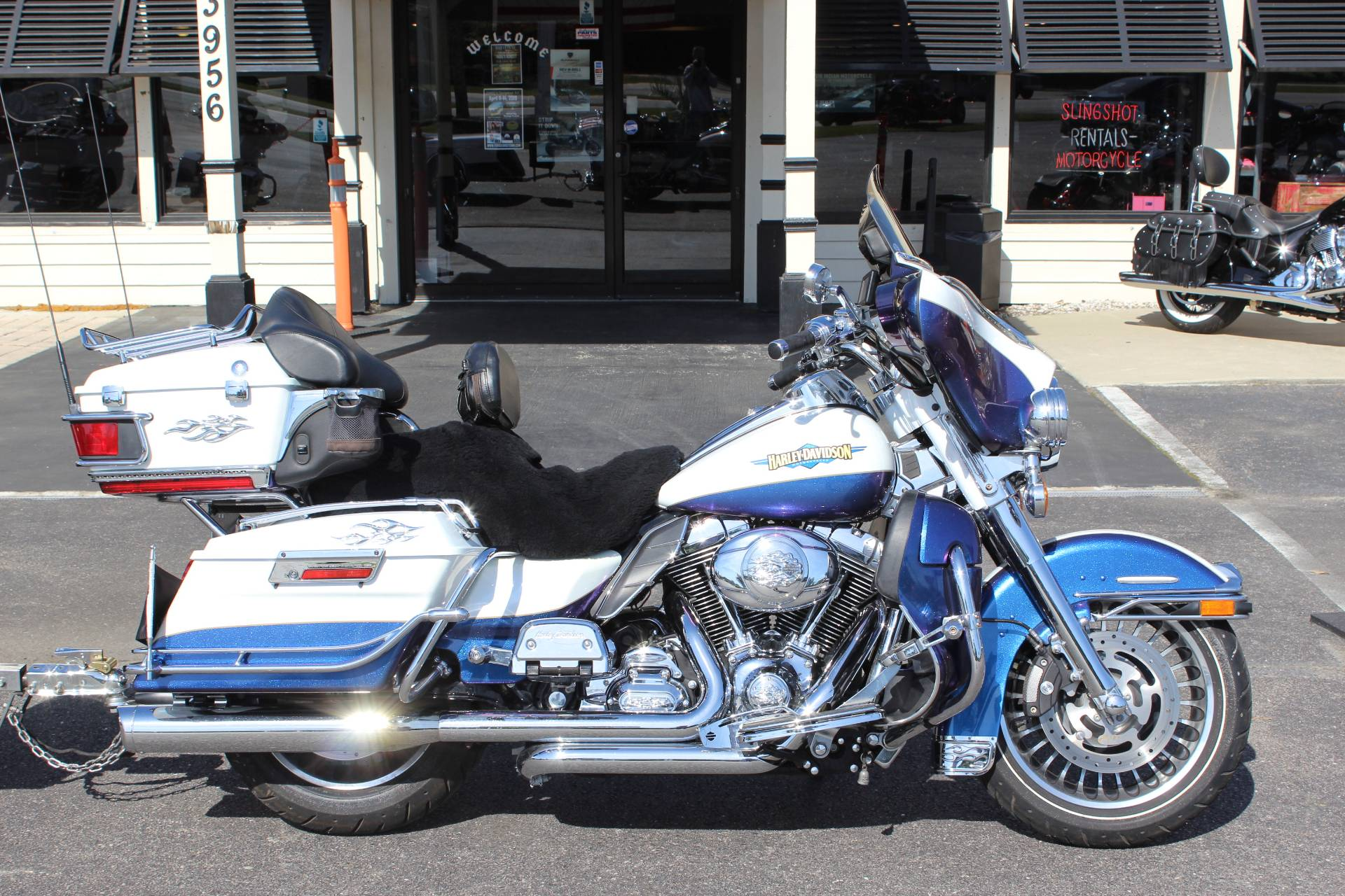 2010 Harley-Davidson Electra Glide® Ultra Limited in Murrells Inlet, South Carolina