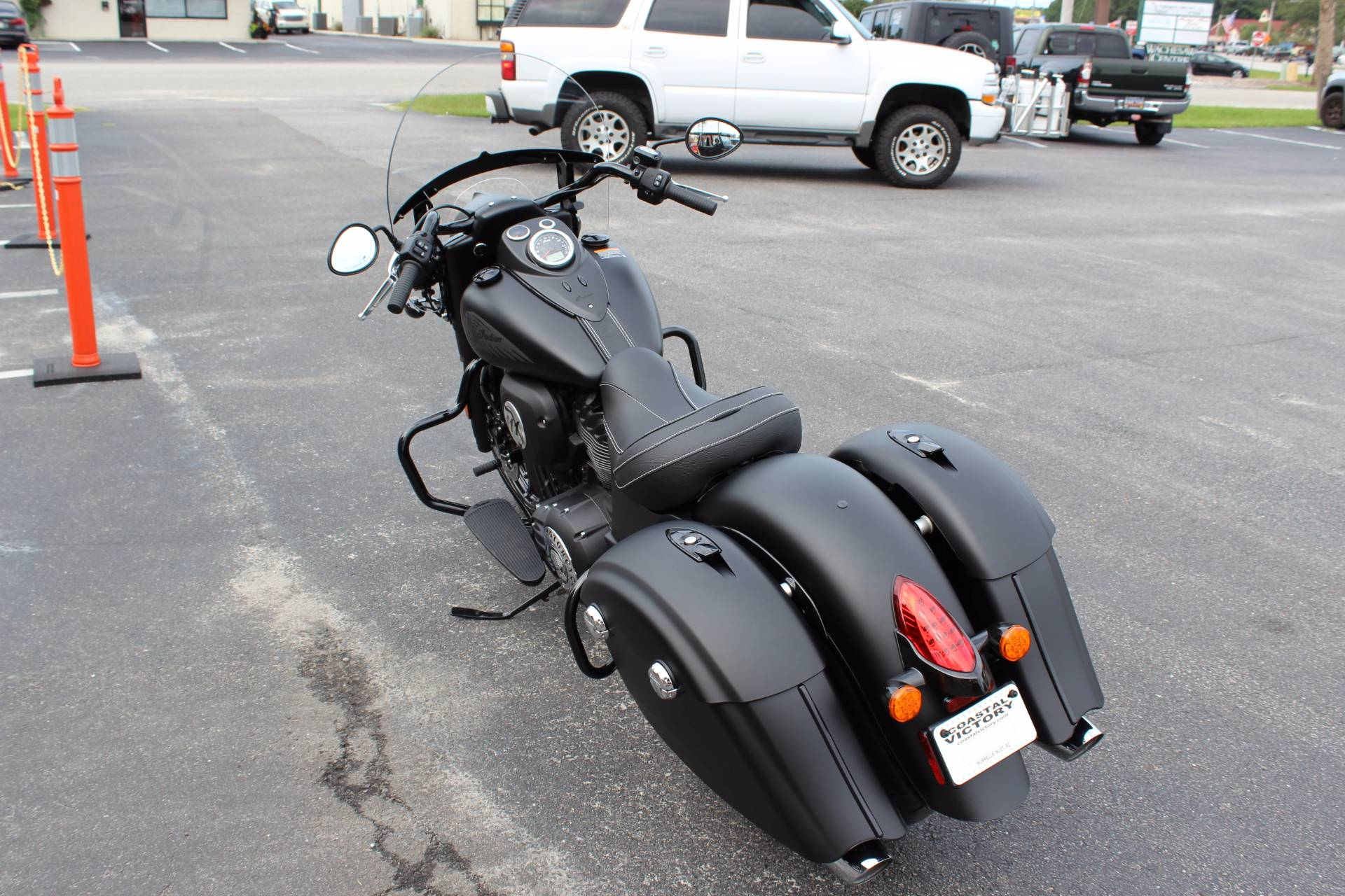 2018 Indian Springfield™ Dark Horse in Murrells Inlet, South Carolina