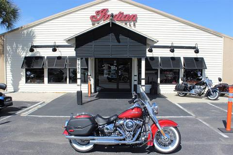 2018 Harley-Davidson Softail® Deluxe 107 in Murrells Inlet, South Carolina
