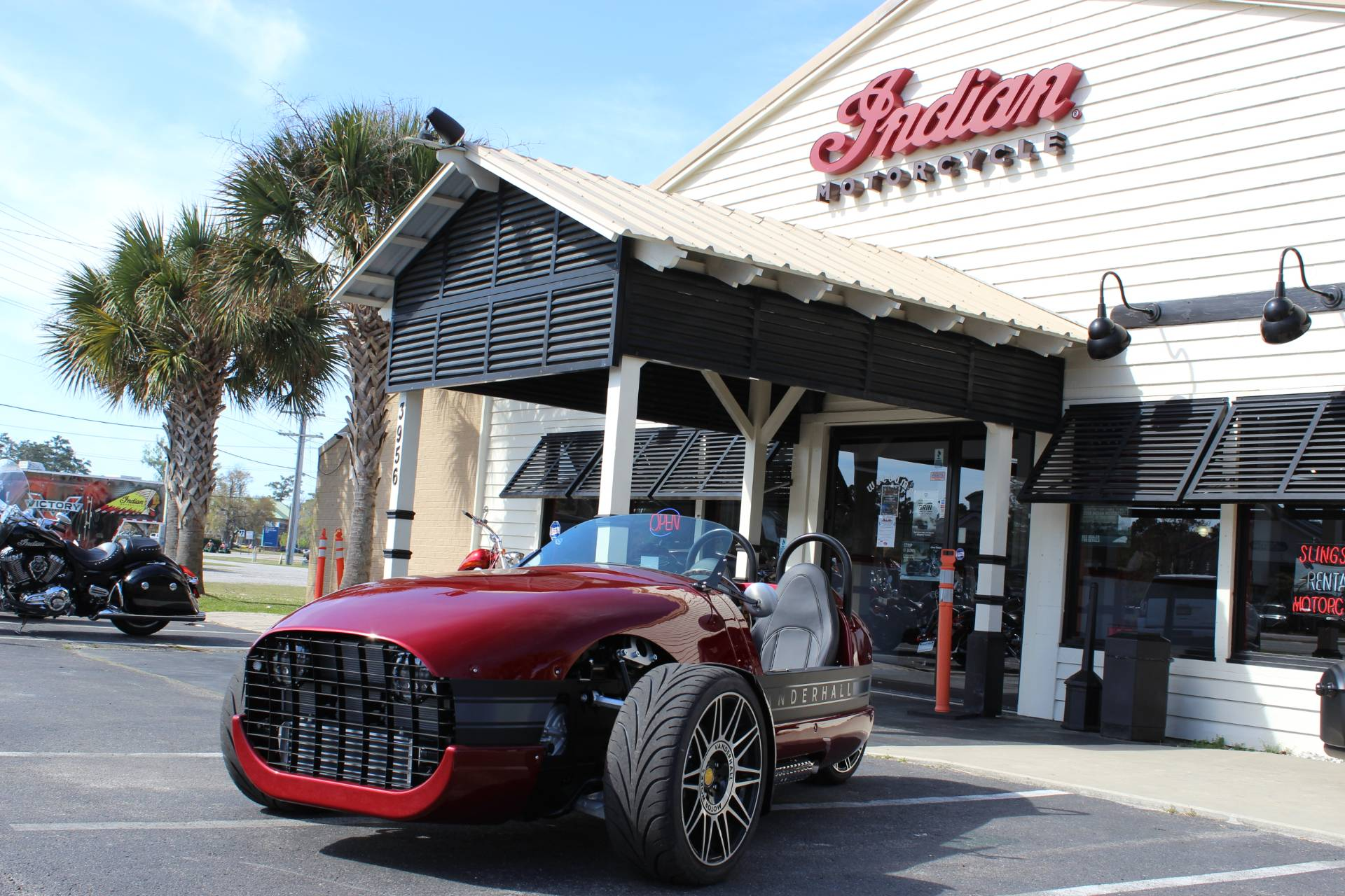 2018 Vanderhall Motor Works Venice in Murrells Inlet, South Carolina